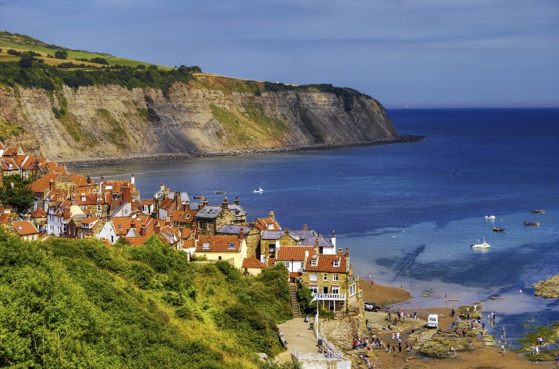 Ideas for places to eat in and around whitby north yorkshire for 2 west terrace whitby